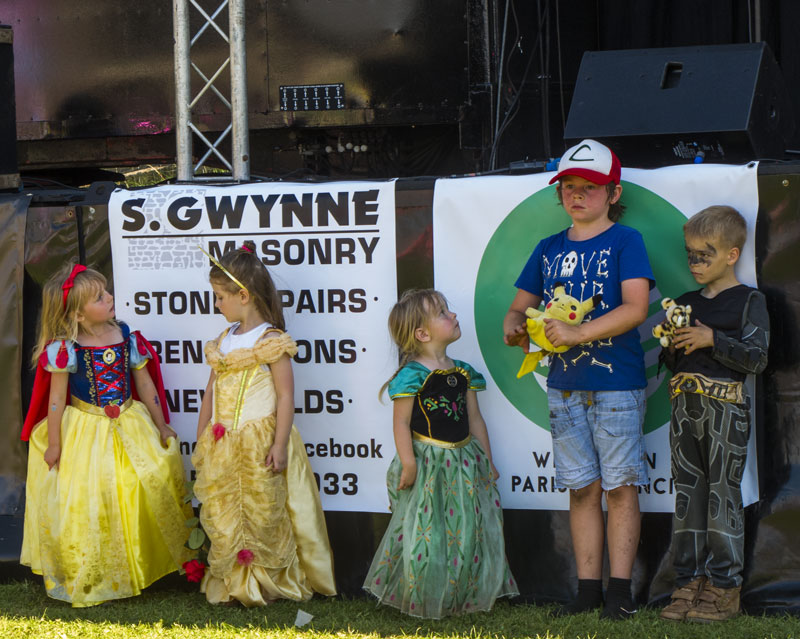 A photo of BreamFest Childrens Fancy Dress Competition