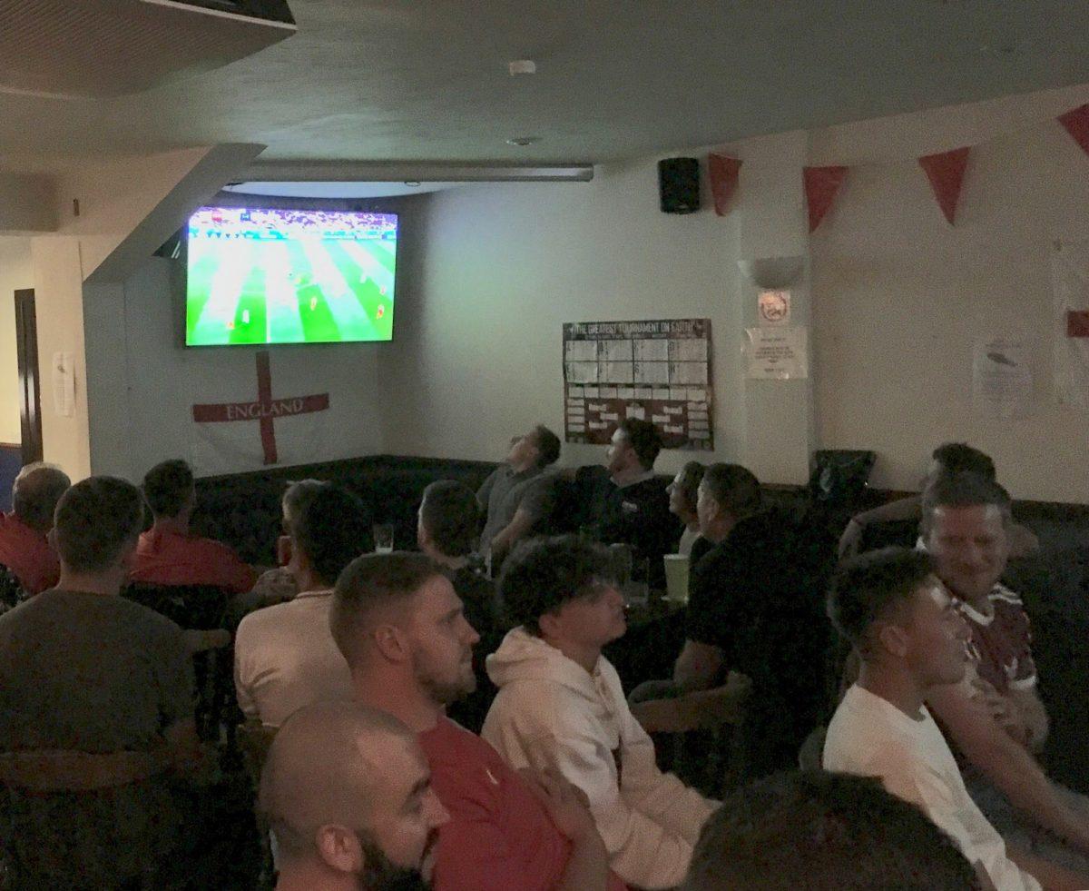 World Cup – England 2 Tunisia 1