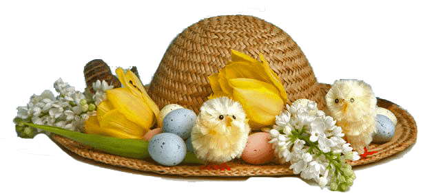Image of an Easter bonnet