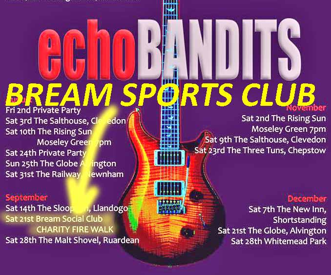 Echo Bandits at Bream Sports Club
