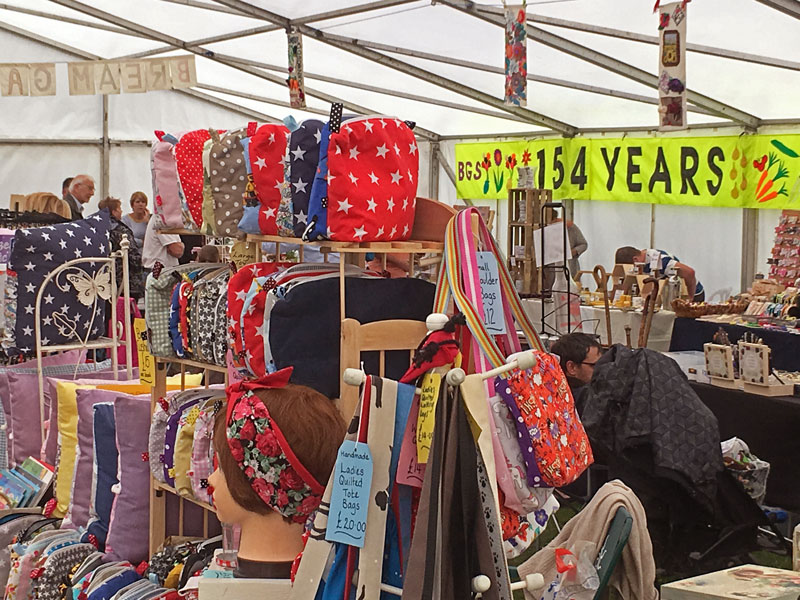 A photo showing Bream Food and Craft Fair 2019
