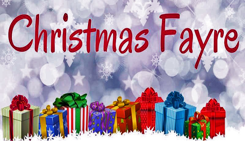 An image for the Christmas Fayre at Bream Sports Club