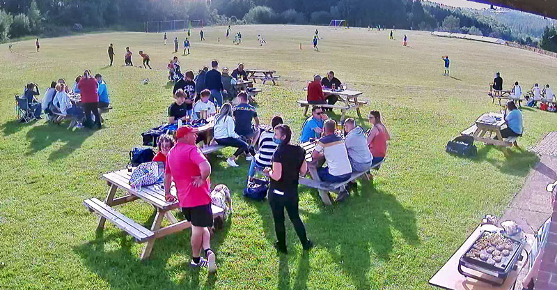 1st Fest Match 2021 – Bream Amateurs vs Bream Cricket Club