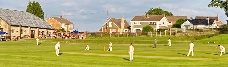 A photo of Bream vs cinderford St Johm.